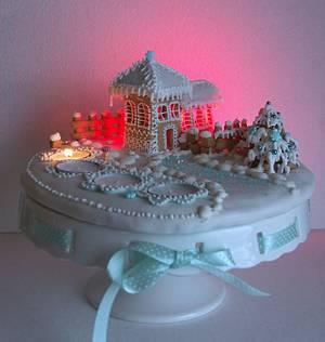 Christmas  - Cake by Zuzana Bezakova