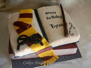 Harry Potter Cake - Cake by Irina Vakhromkina