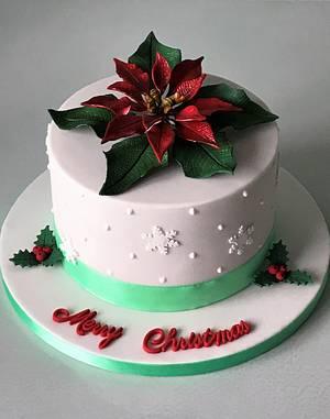 Christmas Cake - Cake by Lorraine Yarnold