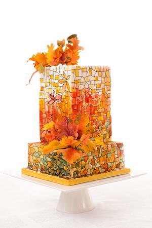 Autumn Cake - Cake by Albena