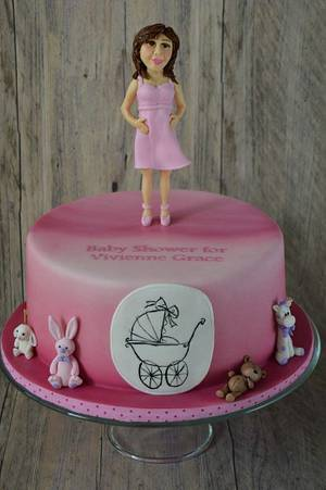 Baby Cake - Cake by JarkaSipkova