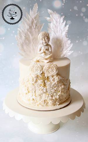 Sheer Beauty - Cake by Slice of Heaven By Geethu