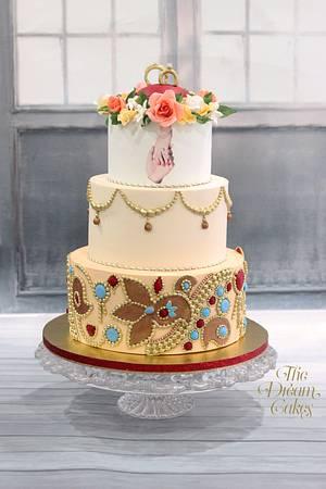 Bliss - Cake by Ashwini Sarabhai