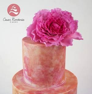Spring Inspiration - Cake by Cesar Renteria Cakes