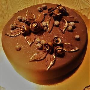 Claracioccotorta! - Cake by Clara