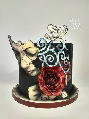 Lost in mind... - Cake by dortUM