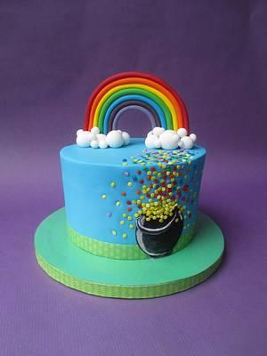 Happy St. Patrick's Day! - Cake by Sugar Duckie (Maria McDonald)