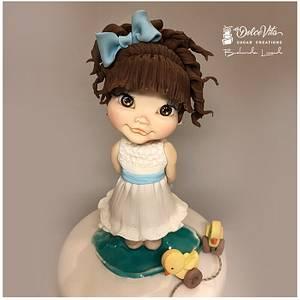 A little duck - Cake by AppoBli Belinda Lucidi