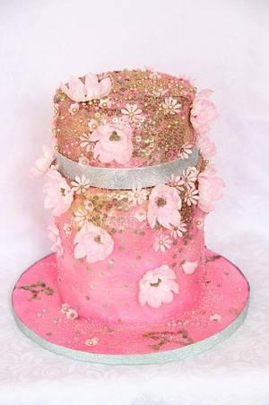 Couture inspired - Cake by Anastasia Kaliazin