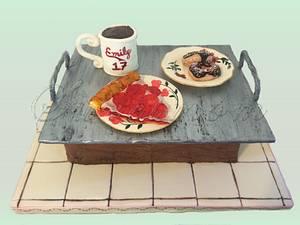 Favorite food - Cake by Sweetmom