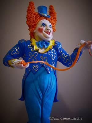 Cirque des Gateaux Collaboration - Cake by Dina