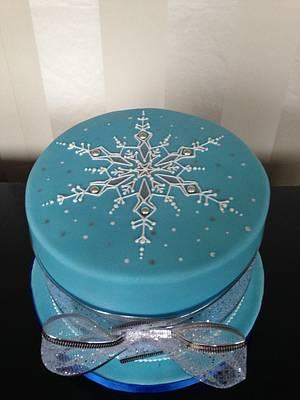 Christmas cake 2015 - Cake by Cake Love