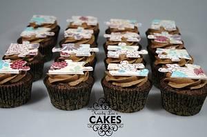 Jigsaw Cupcakes - Cake by Kristy How
