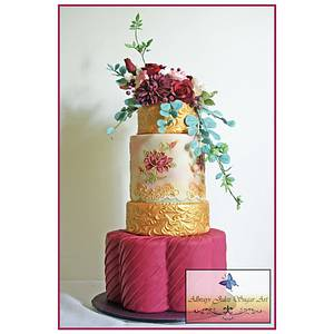 """Ever Lasting Love"" - Cake by Allways Julez"