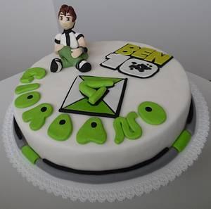 Ben 10 cake - Cake by Clara