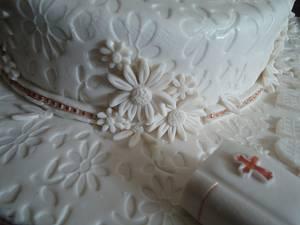 HOLY COMMUNION CAKE - Cake by MySignatureCakes