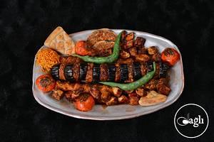 Food cake challenge Turkish kebab - Cake by Dilek Dağlı