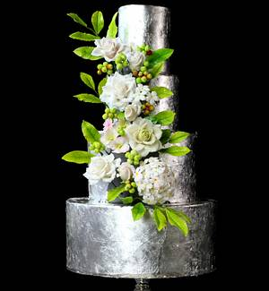 Wedding Cake - Cake by Anand