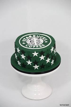 Starbucks cake - Cake by Sandra - Receptidee Bakery