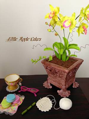 Afternoon Tea - Cake by Little Apple Cakes