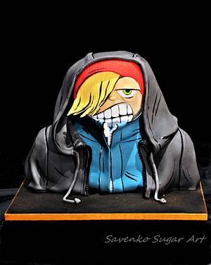 Teen cake - Cake by Savenko Sugar Art