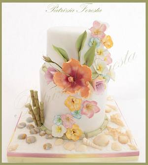 Hawaiian cake - Cake by Patrizia Foresta