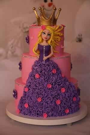 Princess cake - Cake by Zaklina