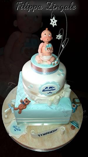 My Little baby  - Cake by filippa zingale