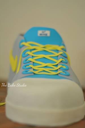 Shoe cake - Cake by The Bake Studio