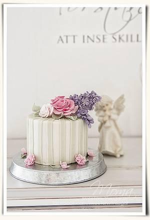 Mothers day cake - Cake by Monika