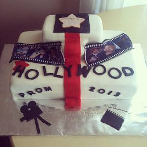 Prom Cake - Cake by Michelle Allen