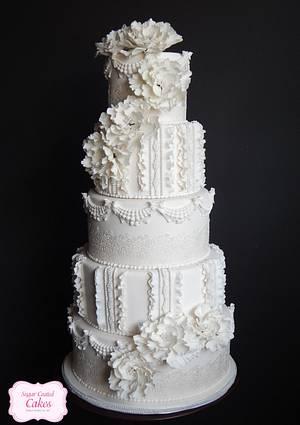 Vintage Romance - Cake by sasha