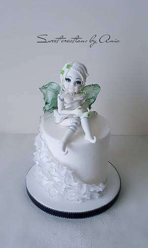 fairy cake - Cake by Ania - Sweet creations by Ania