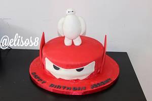 Big Hero - Cake by Elisos