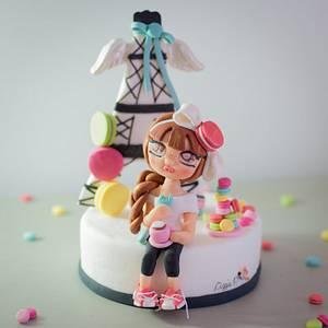 Make a wish... - Cake by Tami Saikaly