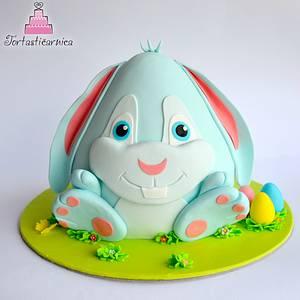 Easter bunny :)  - Cake by Nataša