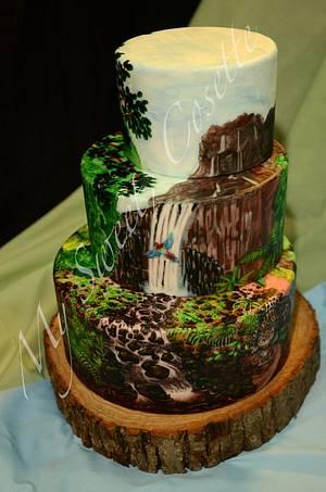 Jungle Cake - Cake by Cosette