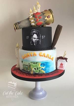 Lost Boys 1987 - Cake by Emma Lake - Cut The Cake Kitchen