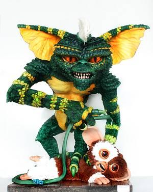 Gizmo's Nightmare! - Cake by Artym