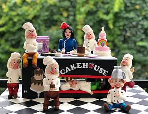 Once upon..Today.. - Cake by Özge kocaer