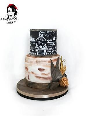 A Gentleman's Cake - Cake by Ivon