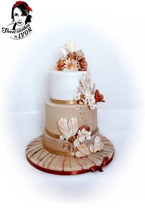 LOVE FOREVER - Cake by Ivon