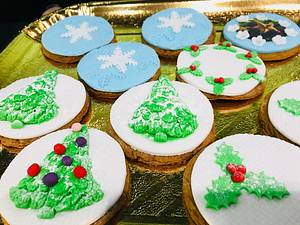 Christmas cookies - Cake by MontiCakes&Catering
