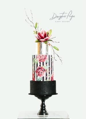 Elegant wedding cake - Cake by Dmytrii Puga