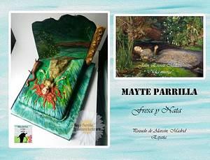 OFELIA MUERTA - Cake by Mayte Parrilla