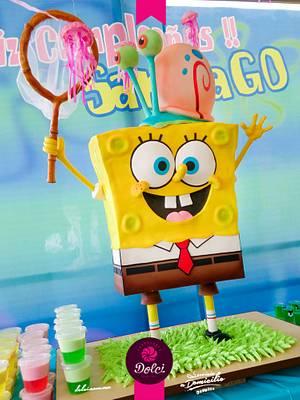 Squarepants Spongebob - Cake by Nomverguán