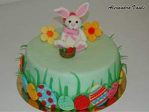 Easter Cake - Cake by alexandravasile