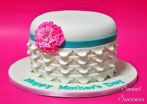Mother's Day Cake - Cake by Sweet Success