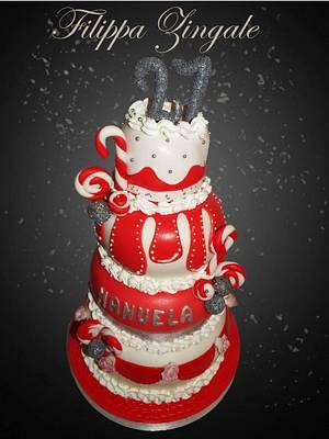the lustful - Cake by filippa zingale