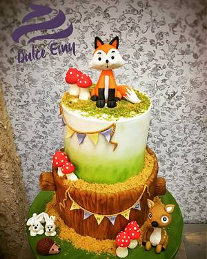 Sweet forest - Cake by Emy